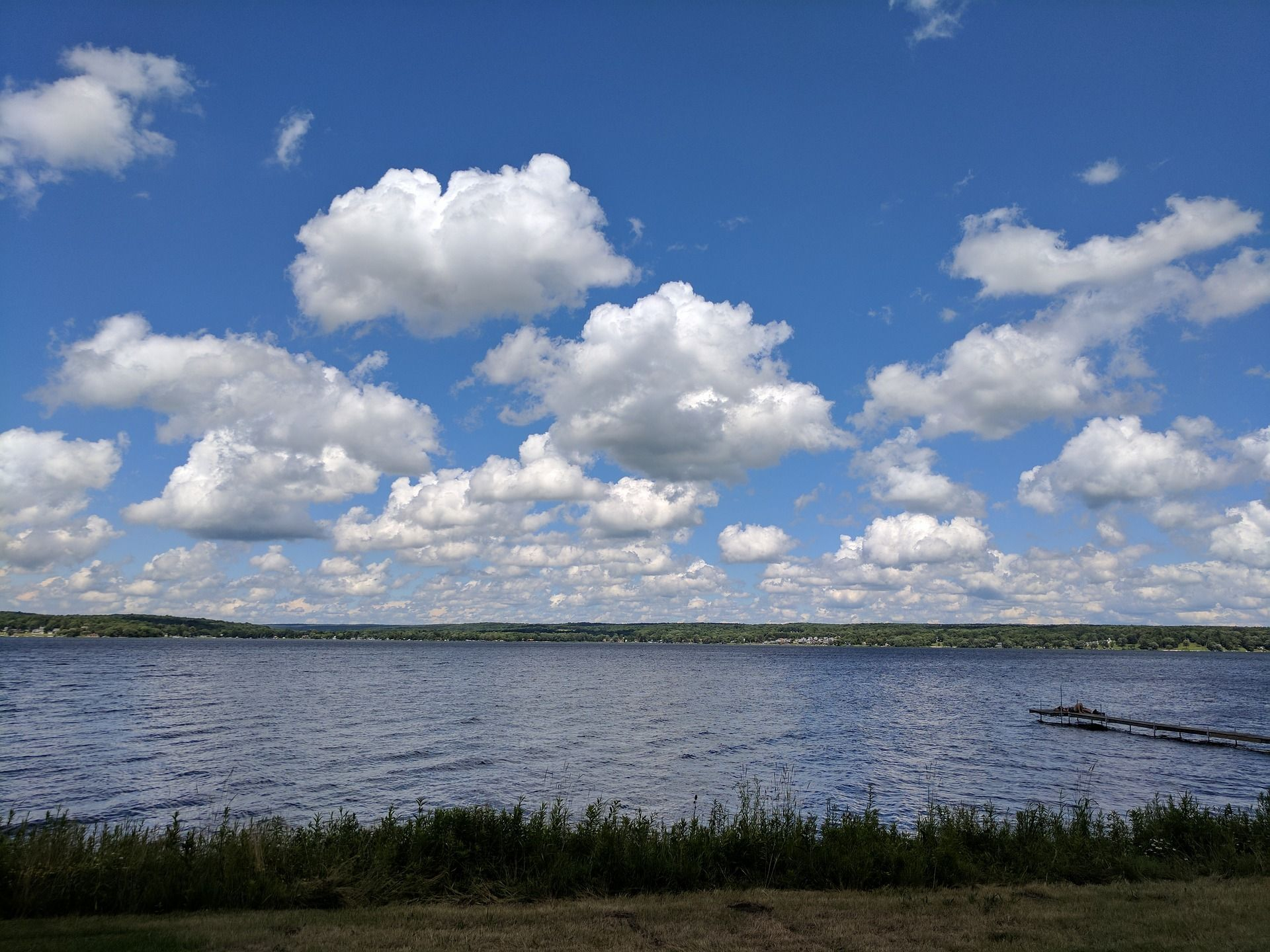 Chautauqua Lake NY Fishing