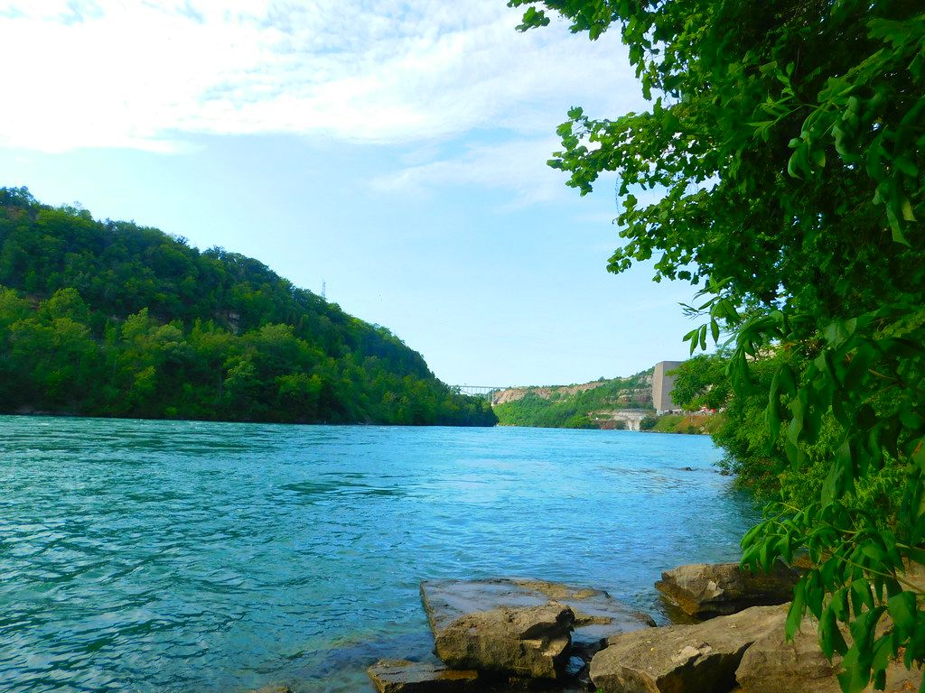 """""""Devil's Hole State Park"""" by Roadgeek Adam is licensed under CC BY-SA 2.0"""
