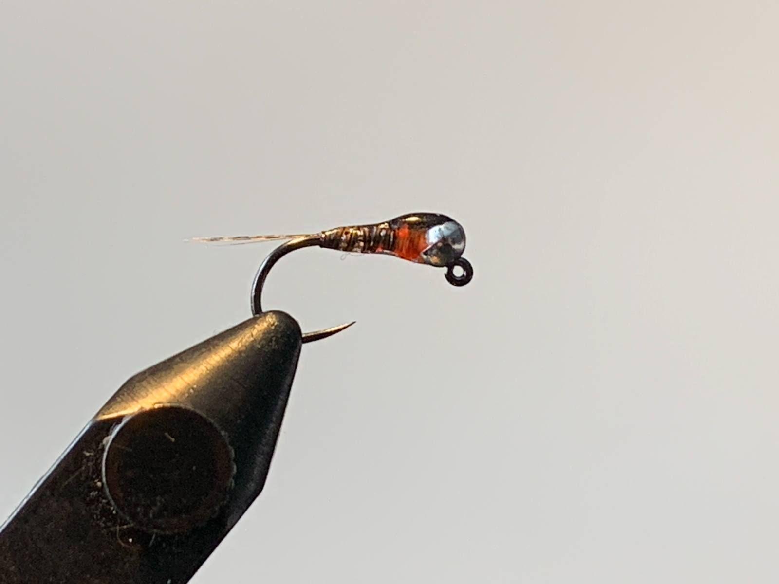 Perdigon Nymph Fly Tying