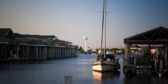 """""""File:Port Mansfield, TX.jpg"""" by Aachor is licensed under CC BY-SA 3.0"""