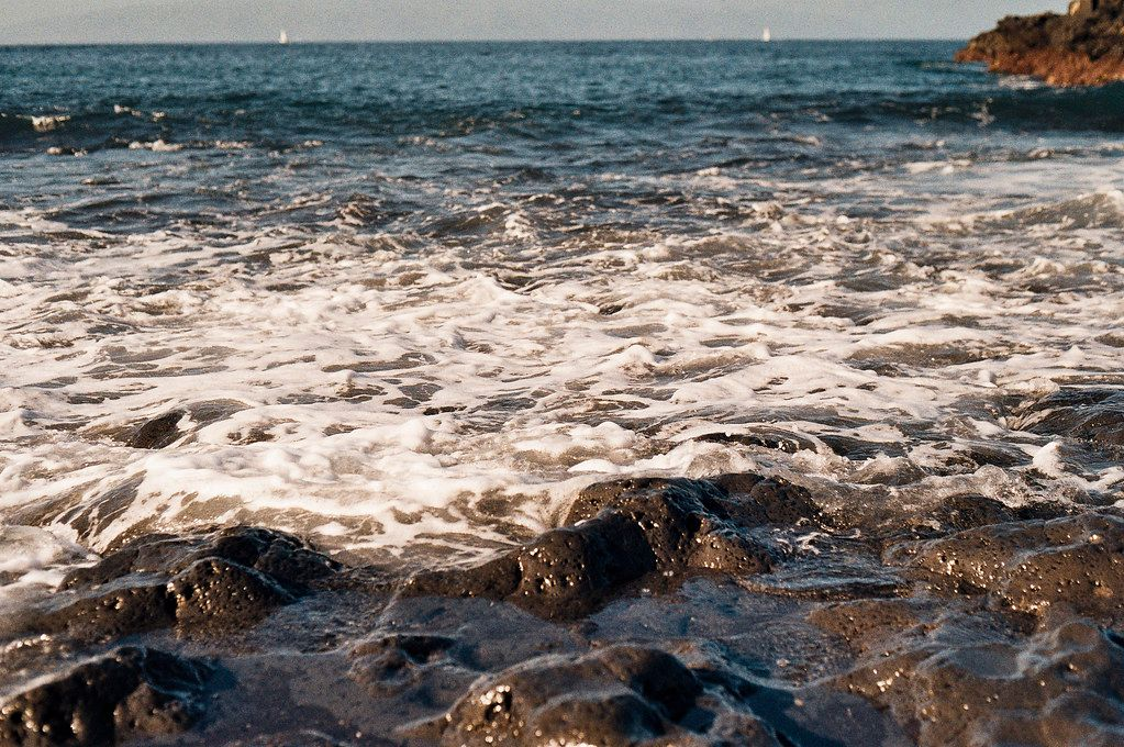 """""""Tenerife sea"""" by Andres Papp is licensed under CC BY 2.0"""